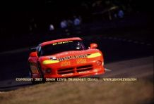 Chrysler Dodge Viper Le Mans 1994 action photo Arnoux/Bell